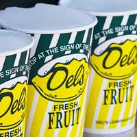 Del's Lemonade on the Quad