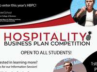 Hospitality Business Plan Competition Information Session