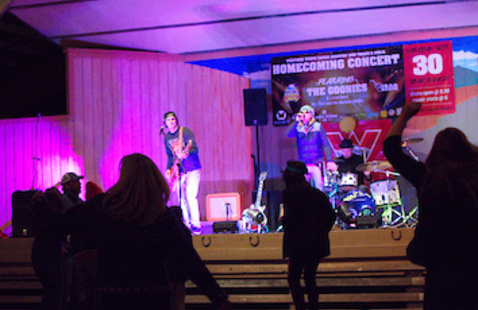 Track & Cross Country Welcome Back Concert