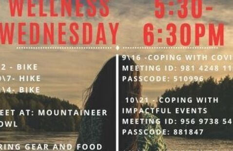 Wellness Wednesday - Group Hike