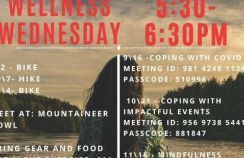 Wellness Wednesday - Coping with Covid