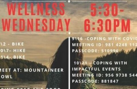 Wellness Wednesday - Coping with Impactful Events