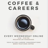Virtual Coffee & Careers