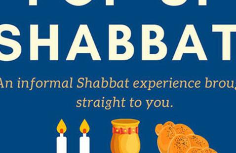 Pop-Up Shabbat