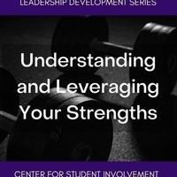 Understanding and Leveraging Your Strengths