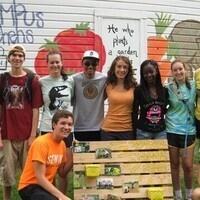 Campus Garden Volunteer Hours