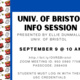 Univ. of Bristol Info Session