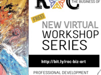 Roc the Business of Art Workshop: Choosing & Using Your Online Platform