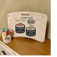 """""""I like the way you roll!"""" lap desk"""