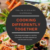Cooking Differently Together