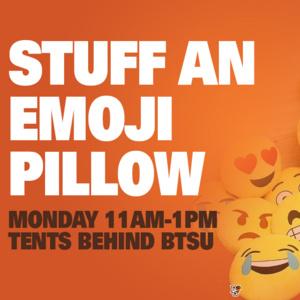 Stuff an Emoji Pillow Giveaway