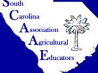 SC Association of Agricultural Educators Regional Meetings