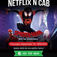 Netflix & CAB: Spiderman: Into the Spiderverse
