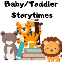 LIVE Book Babies and Toddlers Storytime