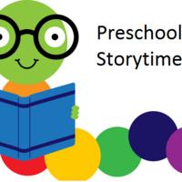 LIVE Preschool Storytime