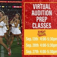 USC Song Girl Virtual Audition Prep Class