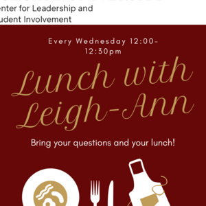 Lunch with Leigh-Ann