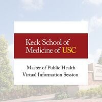 Master of Public Health Information Session