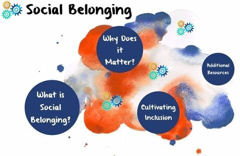 Facul-Tea Quick Bites: Social Belonging (Online)
