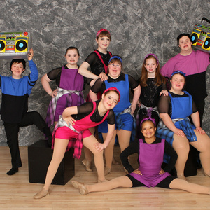 Miracles in Motion virtual 8 week dance class
