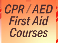 American Red Cross Adult CPR/AED/First Aid Certification