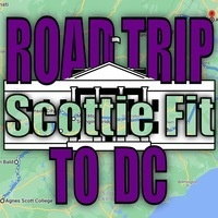 Scottie Fit Challenge:  Road Trip to DC
