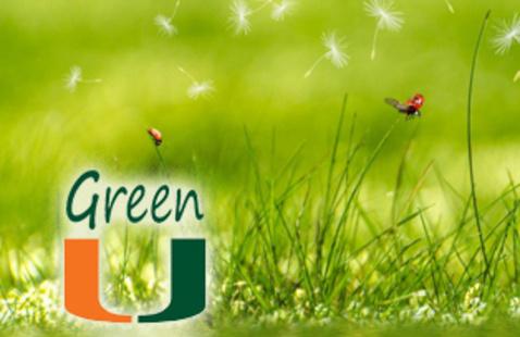 Green U Alumni logo