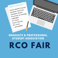 Get Involved! Virtual Registered Campus Organization Fair