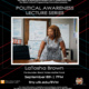 LaTosha Brown: Political Awareness Lecture Series