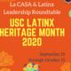 USC LHM 2020 Kick-Off: Reclamando Nuestras Historias: Esperanzas y Sueños/Reclaiming our Stories: Hopes and Dreams