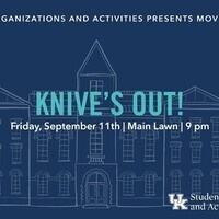 Movies on Main: Knive's out!