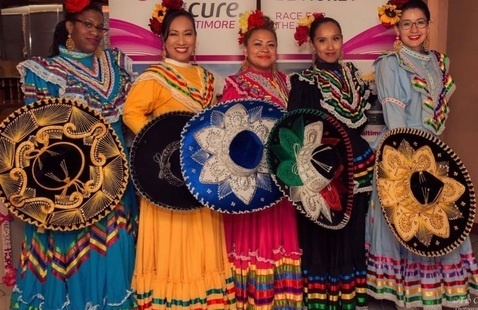 ¡Baile! Dance with Naciones Unidas for Hispanic Heritage Month