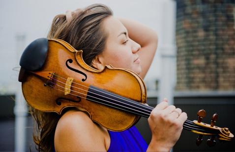 Violin Master Class with Ariana Kim