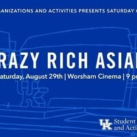 SOA's Saturday Cinema Series: Crazy Rich Asians