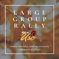 """Priority Living"": Large Group Rally"