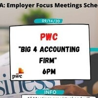 NABA Employer Focus Meeting: PWC