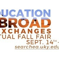 Education Abroad and Exchanges Virtual Fall Fair 2020