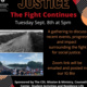 Justice: The Fight Continues