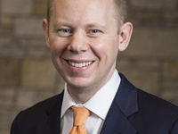 Event image for Virtual Chapel Gathering: President Matt Scogin