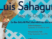 Event image for De Pree Gallery Digital Exhibition: Luis Sahagun