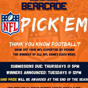 BEARCADE: NFL Pick'Em