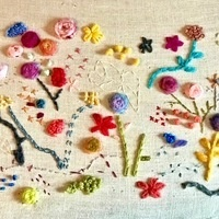 Skillshare: Beginning Embroidery with Julie Parker