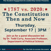 1787 vs. 2020: The Constitution Then and Now