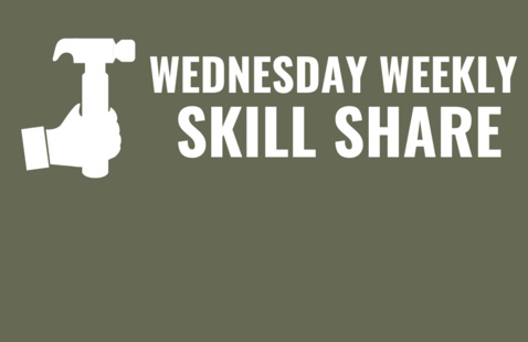 "Wednesday Weekly Skill Share - Marylou Bagus-Hansen - ""Voting 101"""