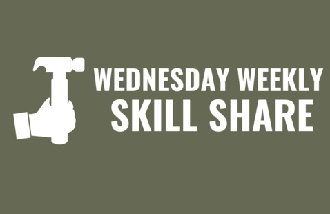 Wednesday Weekly Skill Share - Bess Place Crew - Pumpkin Carving Festivities