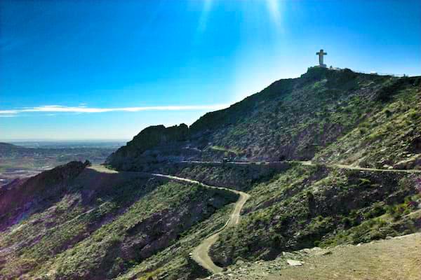 Al encuentro de Dios en la frontera