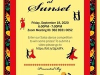 In Collaboration with the Clemson Latin Dance Club (LDC)
