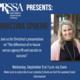 PRSSA Speaker: Christina Spoehr