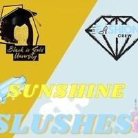 Sunshine & slushes