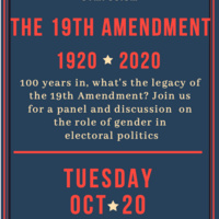 The 19th Amendment at 100